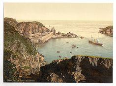 [Sark, Creux Harbor, Channel Islands]  (LOC)