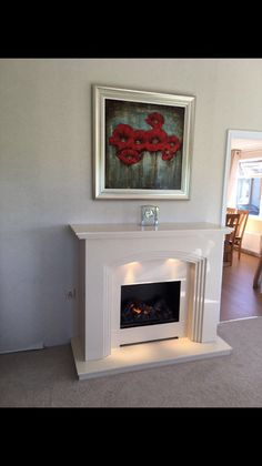 "Dimplex on Twitter: ""@PrestonGasstyle @bespokeMarble @DimplexUK love the accent lighting in the mantel"""