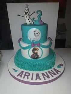 Torta frozen cake