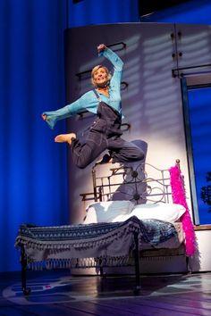 """See that girl! Watch that scene!"" MAMMA MIA! Broadway 2012"