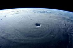 Hurricane Patricia, October 2015, taken from ISS by Astronaut Scott Kelly
