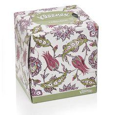 Kleenex Collection Tissues Cube at wilko.com