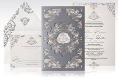 NYC Classic Wedding Invitations Atelier Isabey