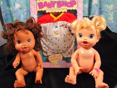 LOT 2 Baby Alive WORKS Interactive My Baby All Gone Make Me Better New Clothes #Hasbro #Dolls