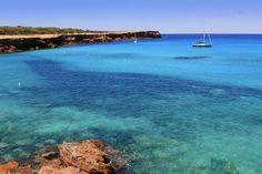 Formentera in Spanje