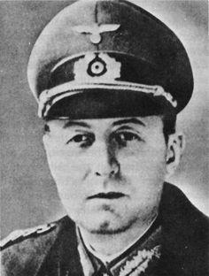 photo of Karl-Wilhelm von Schlieben WW2 German officer - Google Search