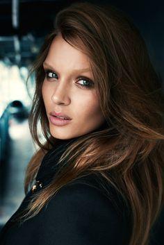 josephine skriver by henrik bülow for elle denmark october 2015 | visual optimism; fashion editorials, shows, campaigns & more!