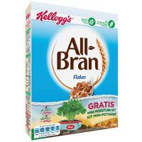 Kellogg's All-bran flakes (Bevat tarwe)