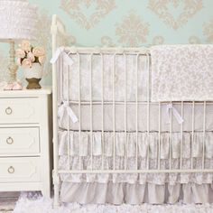 Designer Nursery Bedding for Stylish Moms ‹ Caden LaneCaden Lane