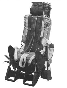 Ejection Seat - saved the lives of 69 air crew around the world.