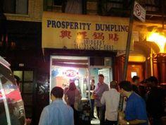 Best dumplings ever.