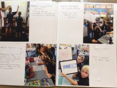 Check out a great example of a maths journal uploaded and created by Alison Butterfield.