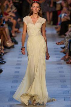 Zac Posen Bridal - Wedding Dress Collection - Davids Bridal (Vogue.com UK)