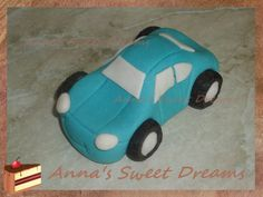 Cars topper tutorial- Sally Carrera