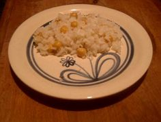 Rýže s cizrnou - nohutlu pilav image 1