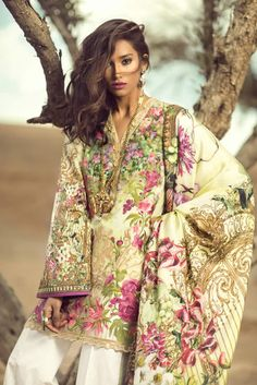 Women Fashion Girls Dress: Elan-summer-lawn-collection-2016 for Women