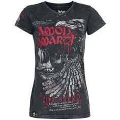 Amon Amarth  T-Shirt  »Black Premium by EMP Signature Collection« | Jetzt bei EMP kaufen | Mehr Wikinger  T-Shirts  online verfügbar ✓ Unschlagbar günstig!