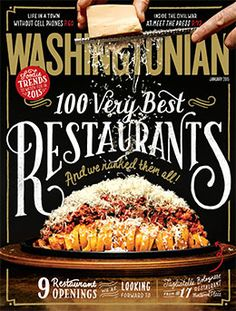 January 2015: 100 Very Best Restaurants. Plus - restaurant openings we're looking forward to and foodie trends to watch for in 2015.