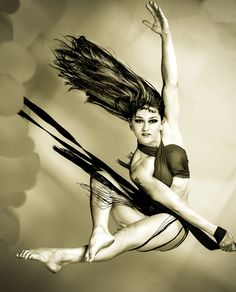 Cirque Copine - A New Orleans Tour de Force of talent! on Behance