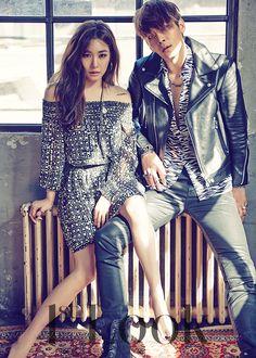 2015.05, 1st Look, Girls' Generation, Tiffany, Lee Chul Woo