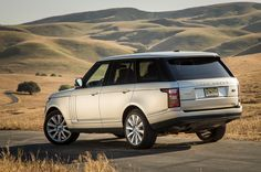 land rover range rover supercharged backgrounds