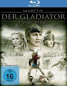 Marcus - Der Gladiator von Rom - Eric Roberts  Blu-ray/NEU/OVP