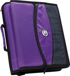 Shop Staples® for Case•it D-901 2'' Purple Zipper Binder with Removable Expanding File and enjoy everyday low prices, plus FREE shipping on orders over $29.99. Get everything you need for a home office or business right here.