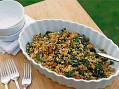Bacon and Kale Fried Rice.