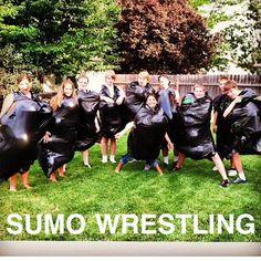 Sumo Wrestling (3 versions)