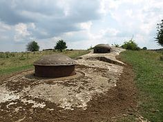 Gros Ouvrage de Brehain (morten812) Tags: bunker fortifications fortress maginotline ouvrage maginot brehain