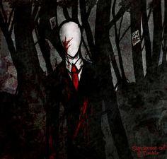 .:Slenderman-in the wood:. by tmntffnyp on deviantART