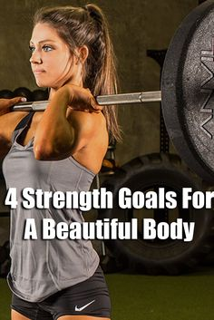Ignore the hype in the media touting isolation exercises as the quickest path to a gorgeous body.  http://bodybuilding.7eer.net/c/58948/76783/2023?u=http://www.bodybuilding.com/fun/4-strength-goals-for-a-beautiful-body.html