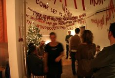 Christmas carol lyrics hung from ceiling. Christmas Words, Christmas Time Is Here, Christmas Music, Little Christmas, Christmas Carol, All Things Christmas, Christmas Holidays, Xmas, Carol Lyrics