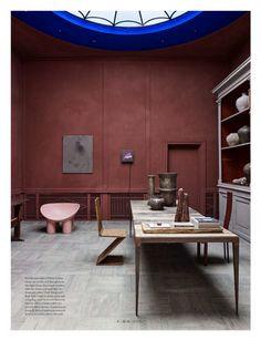Le studio-showroom d'Oliver Gustav à Copenhague • Les Bons Détails