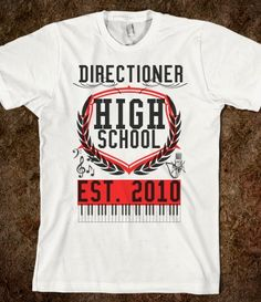 I wish I went there... imagine if the band taught at the school!