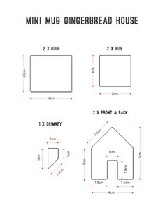 gingerbread house template printable gingerbread house patterns
