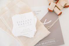 Tiffany Farley Stationery :: 315 Design