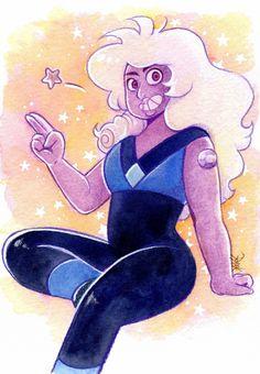 Steven Universe Fan Art! — reo-coquelicot: I love her so much please bring...