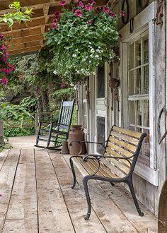 Front Porch, Alaska