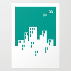 03_WEBDINGS_c Art Print by Iris & Floss - $18.00
