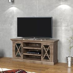 Cottage Grove TV Stand For TVs Up To 65 IN *D By Classic Flame /