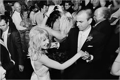 Our wedding -dancing
