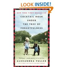 While this didn't knock my socks off completely, I loved Fuller's parents' adventurousness and spirit. And of course anything that takes place in Africa is going to catch my attention regardless...