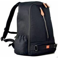 PacaPod zwarte rugzak luiertas Picos Back-Pack Black -