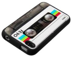 Cassette Tape iPhone 4 Case