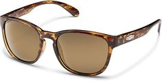 Suncloud Loveseat Polarized Sunglasses, Tortoise Frame, Sienna Lens - Brought to you by Avarsha.com
