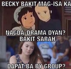 hayaan nyo muna akong pumunta ng sagada at baguio. Pinoy Jokes Tagalog, Memes Pinoy, Tagalog Qoutes, Tagalog Quotes Hugot Funny, Pinoy Quotes, Hugot Quotes, Funny Qoutes, Bisaya Quotes, Patama Quotes