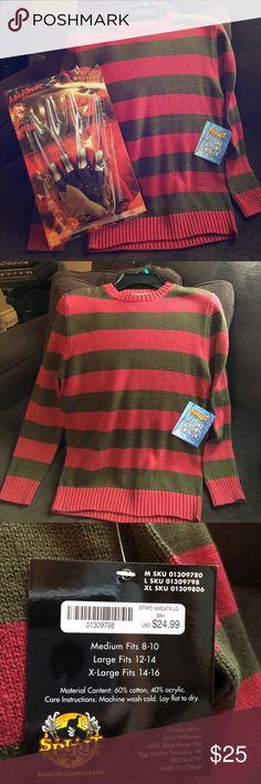38 Best Freddy Krueger Costume Images Costume Freddy Krueger