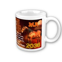 Zodiac Earth Horse for years 1978,2038 Mugs by valxart for $14.60 is one of 720  designs for the 60 years of the Chinese zodiac combined with each of 12 zodiac designs and forecast each used on several products . Valxart also has 12 zodiac cusp and 60 years of chinese zodiac. If you do not see desired year and zodiac sign contact info@valx.us for links to desired images.