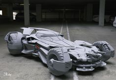 Justice League Batmobile by Akshy BarveJustice League Batmobile Batman The Dark Knight, Top Cars, Batmobile, Justice League, Bait, Product Design, The Darkest, Police, Sculpture
